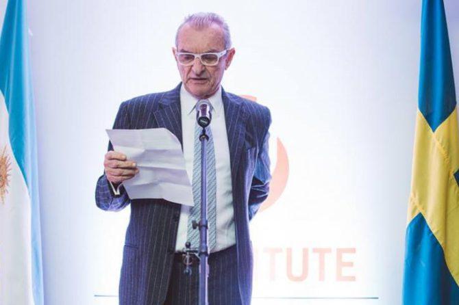El Dr. Domingo Casadei, Director Médico de ITAC, en entrevista para la revista Noticias